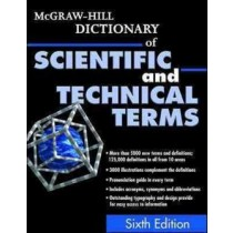 Dictionary Of Scientific And Technical Terms - 6Th Ed799702.7