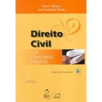Direito Civil - Vol. 06 - Direito Das Sucessoes 2ª Edicao179775.1