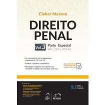 Direito Penal Vol. 3 - Parte Especial - 8ª Ed546371.1