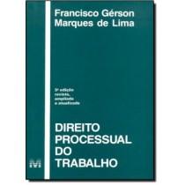 Direito Processual Do Trabalho - 3º Ed514137.0
