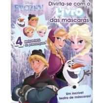 Disney Frozen - Divirta-Se Com O Livro Das Mascaras523661.4