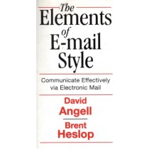 Elements Of E Mail Style767967.0