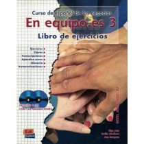 En Equipo.Es - Libro De Ejercicios 3 Con Cd (2)257279.6