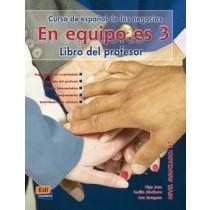 En Equipo.Es - Libro Del Profesor 3257278.8