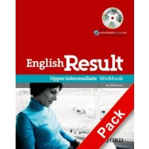 English Result Upper-Intermediate Workbook With Answer Key Booklet And Multirom Pack - 1St Ed218134.7