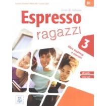 Espresso Ragazzi 3 + Cd Audio246409.8