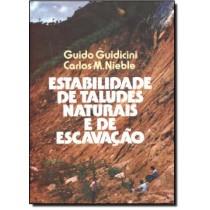 Estabilidade De Taludes Naturais E Escavacao109395.9