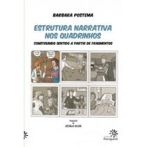 Estrutura Narrativa Nos Quadrinhos - Construindo Sentido A Partir De Fragmentos559613.1