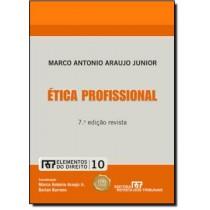 Etica Profissional - Vol 10 - 7ª Edicao190778.6