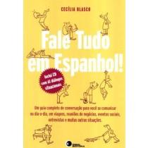 Fale Tudo Em Espanhol! Com Cd Audio126504.0