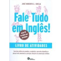 Fale Tudo Em Ingles! - Livro De Atividades Com  Cd-Audio198572.8