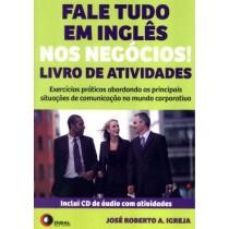 Fale Tudo Em Ingles Nos Negocios! - Livro De Atividades - Inclui Cd-Audio506103.2