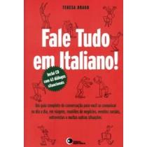 Fale Tudo Em Italiano! Com Cd Audio161604.8
