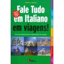 Fale Tudo Em Italiano Em Viagens! Com Cd Audio176903.0