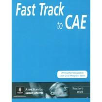 Fast Track To C.A.E. - Teacher`S Book212715.6