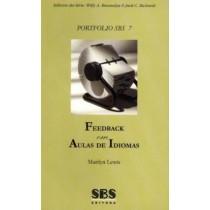 Feedback Em Aulas De Idiomas - Portfolio Sbs  - Vol. 7122874.9