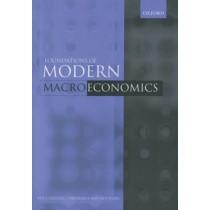 Foundations Of Modern Macroeconomics, The842736.4
