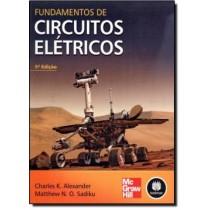 Fundamentos De Circuitos Eletricos - 5º Edicao504790.0