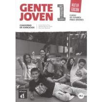 Gente Joven - Cuaderno De Ejercicios 1 - Nueva Edicion875626.0