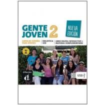 Gente Joven - Nueva Edicion - Biblioteca Usb 2238216.4