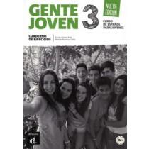 Gente Joven - Nueva Edicion - Cuaderno De Ejercicios 3 - (B1)238218.0