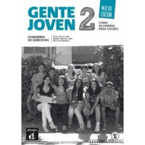 Gente Joven 2 ( Nueva Edicion ) Cuaderno De Ejercicios235774.7