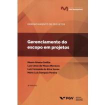 Gerenciamento Do Escopo Em Projetos - 4ª Ed.567117.5