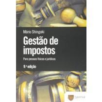 Gestao De Impostos - Para Pessoas Fisicas E Juridicas - 9ª Ed416410.3