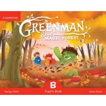 Greenman And The Magic Forest B Pupils Book With Stickers And Pop Outs248593.1