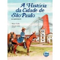 Historia Da Cidade De Sao Paulo, A - Em Quadrinhos436033.8