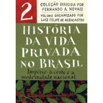 Historia Da Vida Privada No Brasil - Vol. 2 - Edicao De Bolso435862.0