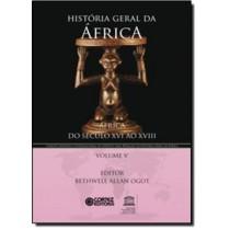Historia Geral Da Africa - Vol. 5514999.1