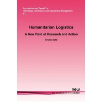 Humanitarian Logistics756017.0