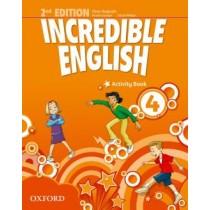 Incredible English 4 Activity Book - 2 Nd Ed231856.3