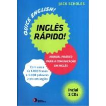 Ingles Rapido - Manual Pratico Para A Comunicacao Em Ingles - Contem 2 Cds De Audio188402.6