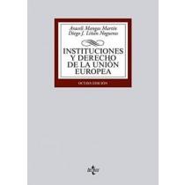 Instituciones Y Derecho De La Union Europea - 8ª Ed239017.5