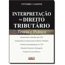 Interpretacao No Direito Tributario128205.0