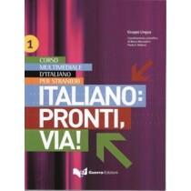 Italiano: Pronti, Via! 1 - Libro Dello Studente214598.7