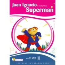 Juan Ignacio Superman + Cd Audio225861.7