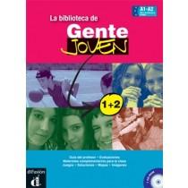 La Biblioteca De Gente Joven 1+2 Cd-Rom304202.2
