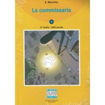 La Commissaria Con Cd Audio214185.1
