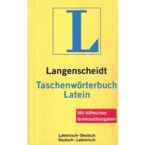 Langenscheidt Taschenworterbuch Latein236270.8