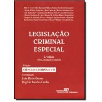 Legislacao Criminal Especial - 2ª Edicao141049.0