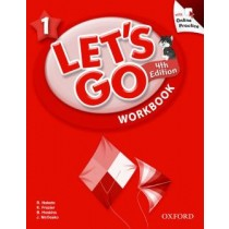 Lets Go 1 Workbook With Online Practice Pack - Fourth Edition228822.2