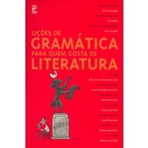 Licoes De Gramatica Para Quem Gosta De Literatura161720.6
