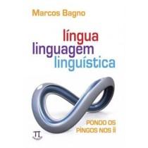 Lingua, Linguagem, Linguistica - Pondo Os Pingos Nos Ii527673.1