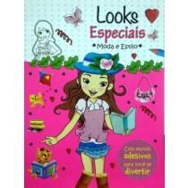 Looks Especiais - Com Muitos Adesivos Para Voce Se Divertir255490.2