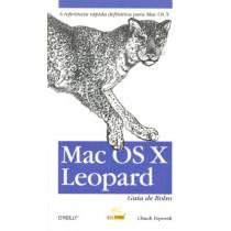 Mac Os X Leopard - Guia De Bolso111291.0