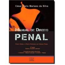 Manual De Direito Penal - Parte Geral E Parte Especial Do Codigo Penal - 8º Edicao197952.3