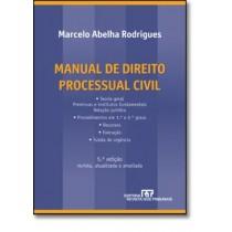 Manual De Direito Processual Civil  5ª Edicao197298.7